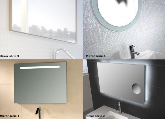 Zrcadla různých tvarů a provedení<a href='http://www.loskachlos.cz/shop/sanita/'>Zrcadla</a>