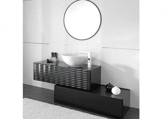 Koupelnový nábytek ze série Lounge<a href='http://www.loskachlos.cz/shop/goods/360/'>Lounge</a>
