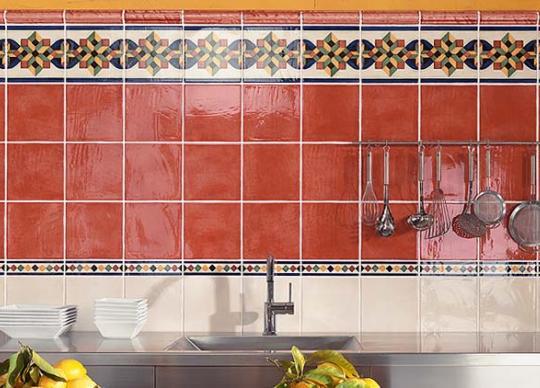 Obklady série Aranjuez, 6 základních barev, více než 30 dekorů <a href='http://www.loskachlos.cz/shop/file/1644/'>Aranda</a>