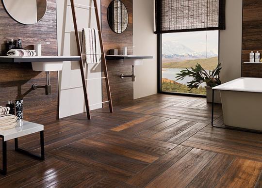 Dlažba Hampton s dezénem rustikálního dřeva <a href='http://www.loskachlos.cz/shop/file/1719/'>Hampton</a>